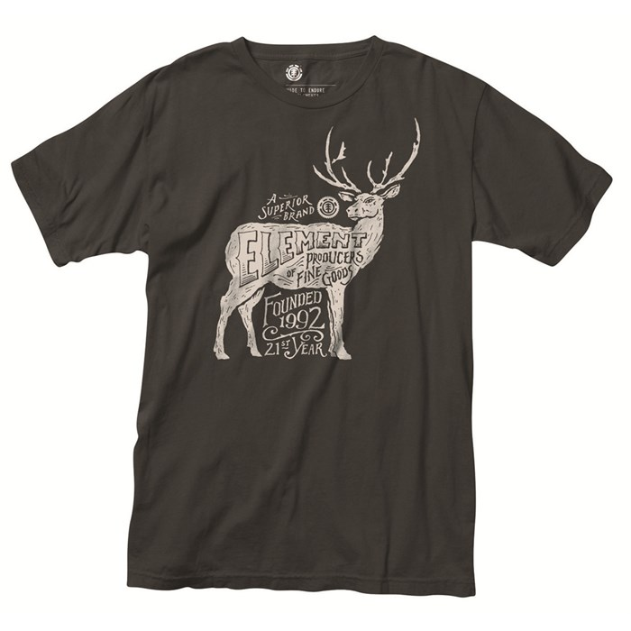 Element - Deer T-Shirt