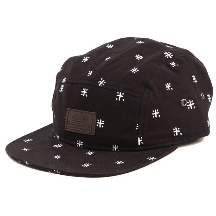 Vans - Davis 5 Panel Camper Hat ... 25e0d2ff00b