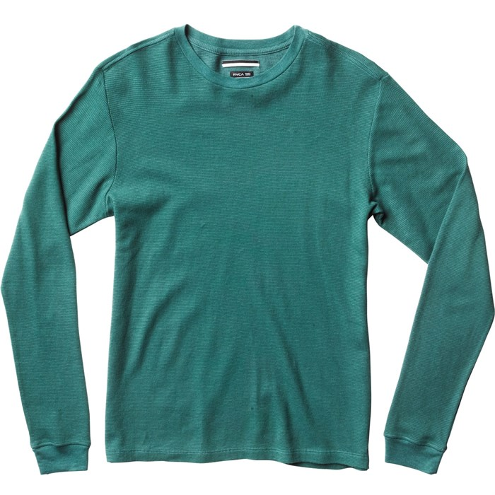 RVCA - Waffled Long-Sleeve Top