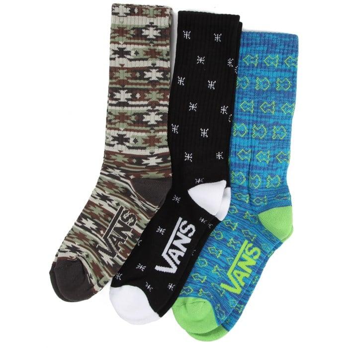 Vans - Gifford Crew Socks - 3 Pair Pack