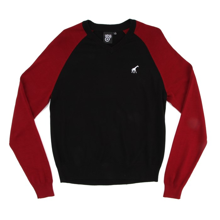 LRG - Core Collection Raglan V Neck Sweater