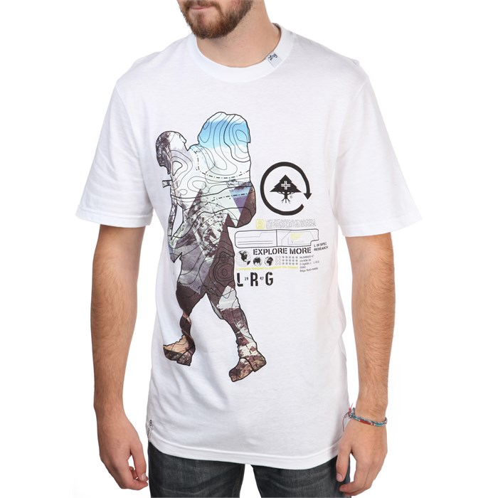 LRG - Explorer Man T-Shirt