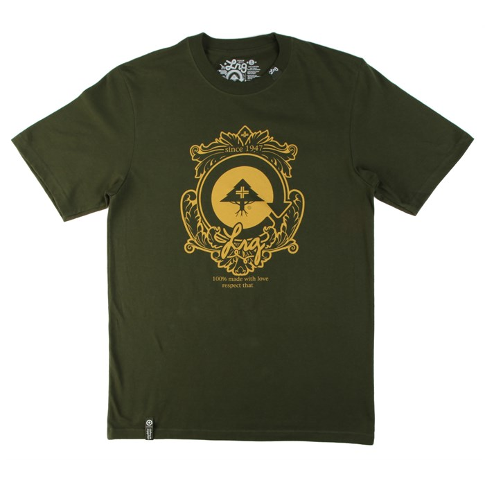 LRG - Cycle Rock Crest T-Shirt