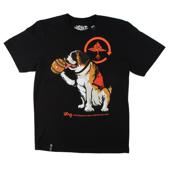 LRG - Bernard The Drunk T-Shirt