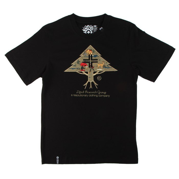 LRG - LRG Father Nature Tree T-Shirt
