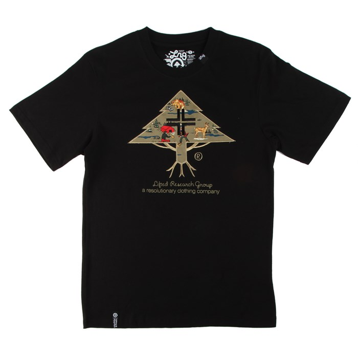 LRG - Father Nature Tree T-Shirt