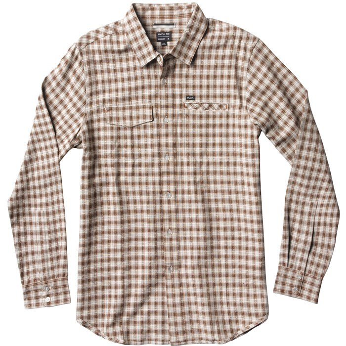RVCA - Salt Flats Button-Down Shirt