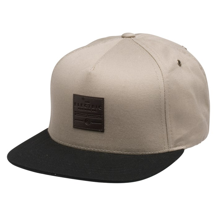 Electric - Beale Snapback Hat