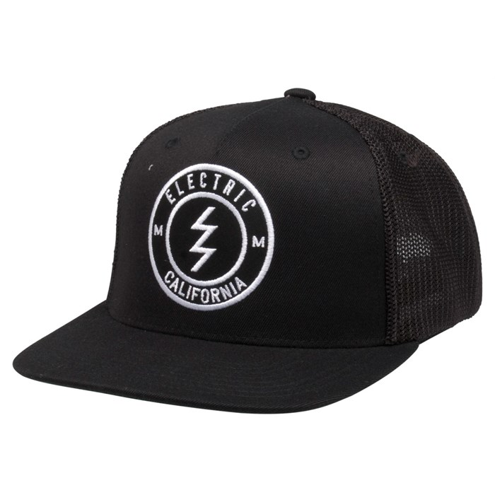 Electric - Corporate Seal Snapback Hat