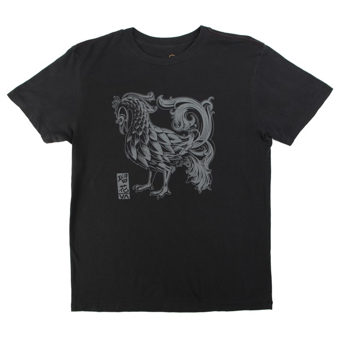 RVCA - Rooster T-Shirt