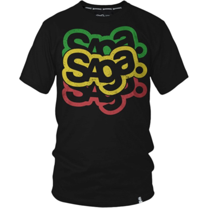 Saga - OG Layer Riding T-Shirt