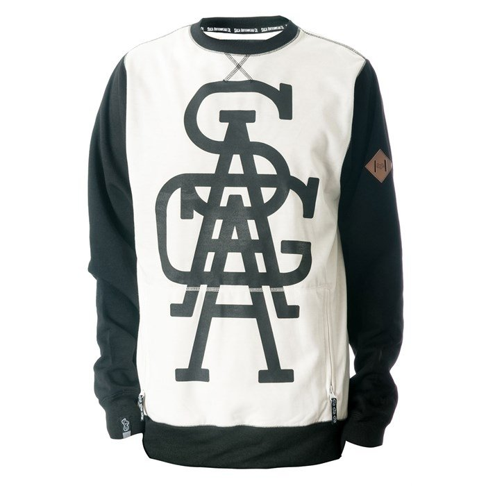 Saga - Academics Crew Neck Sweatshirt