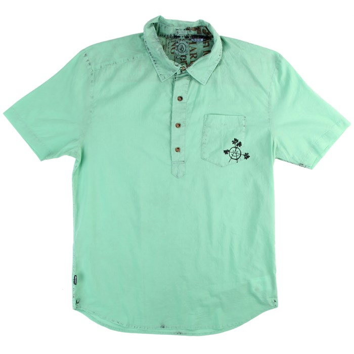Volcom - Preppunk Short-Sleeve Top