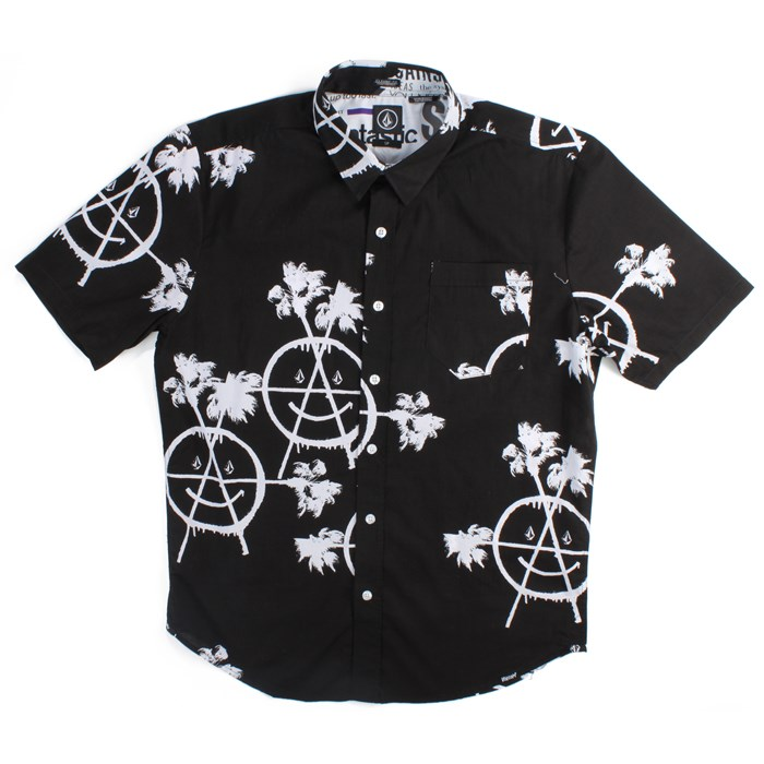 Volcom - Palmarchy Short-Sleeve Button-Down Shirt