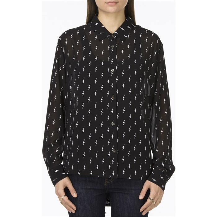 Vans - Hunters Point (Lightning) Button-Down Top - Women's