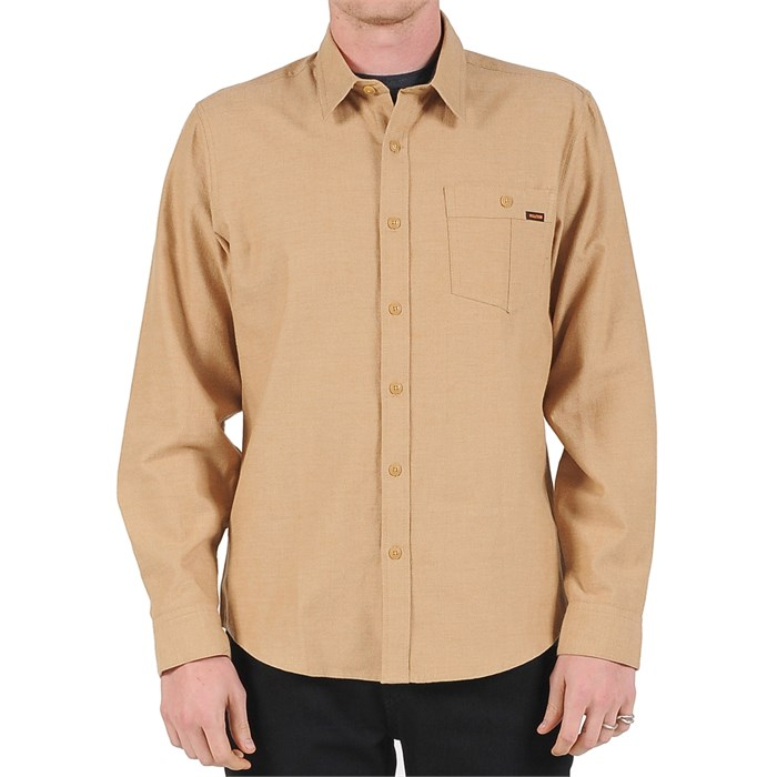 Volcom - Powell Flannel Button-Down Shirt
