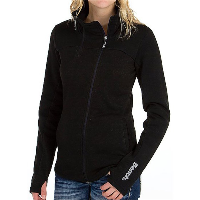 Bench - Maitre Zip Sweatshirt - Women's