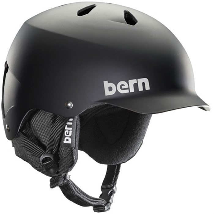Bern - Watts EPS Audio Helmet