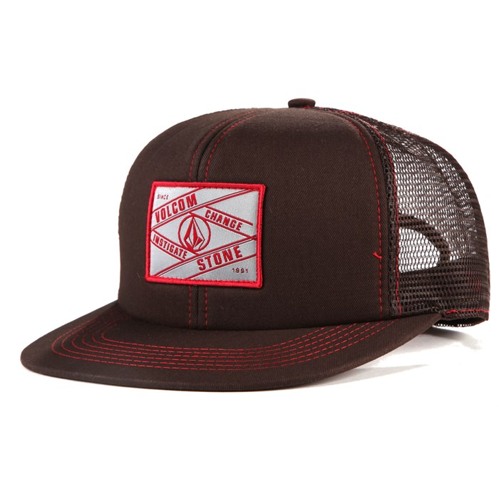 Volcom - Square Patch Hat
