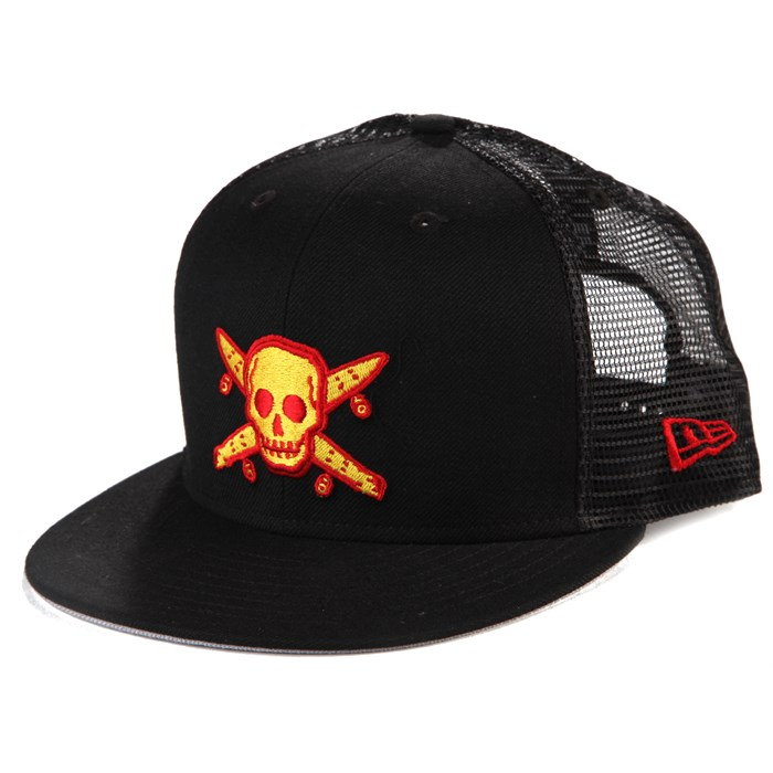 Fourstar - Pirate New Era Hat