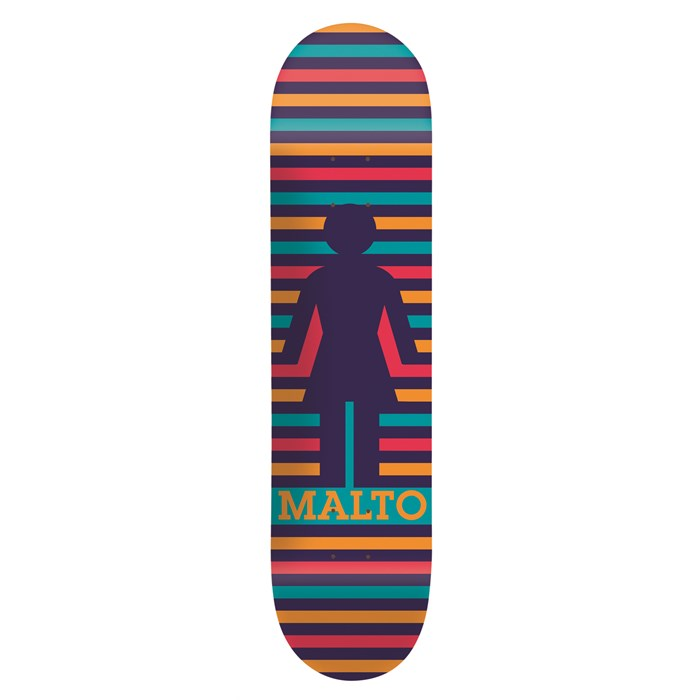 Girl - Malto Geo Skateboard Deck