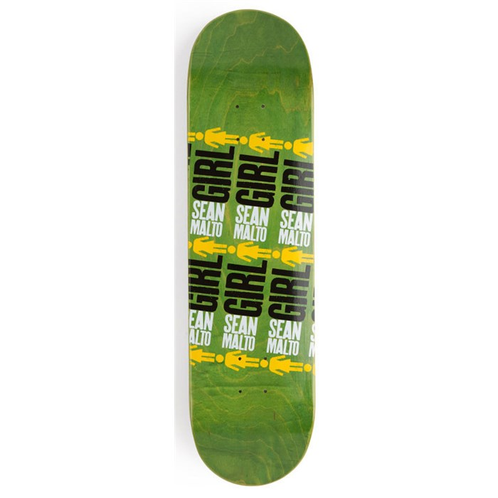Girl - Malto Pop Secret Skateboard Deck
