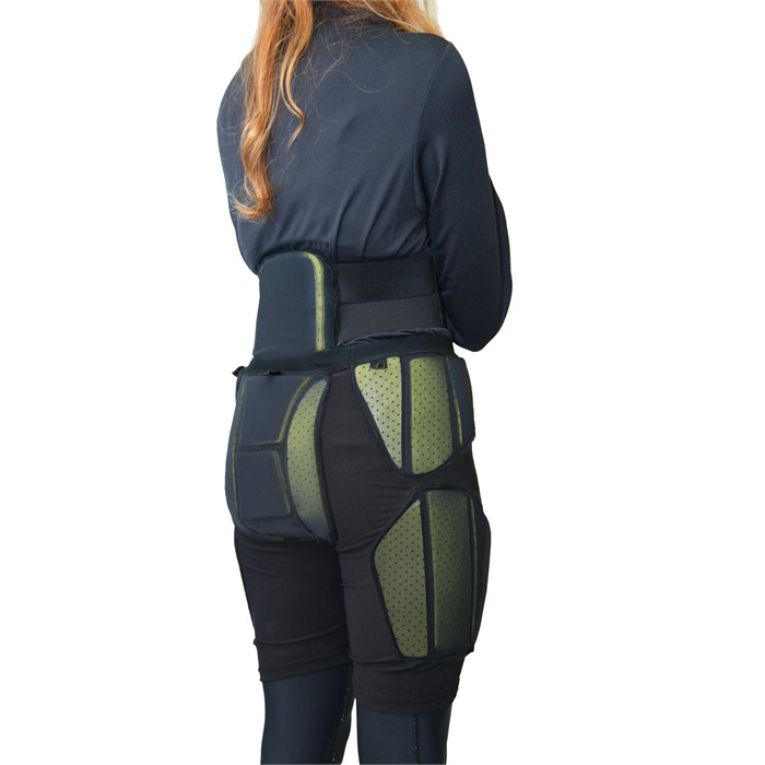 Bern - Low-Pro Hip/Tailbone Protector Body Armor - Women's
