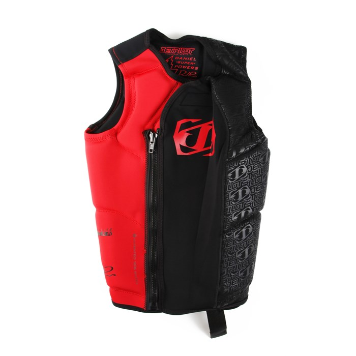 "Jetpilot - Daniel ""Super"" Powers Comp Wakeboard Vest 2014"
