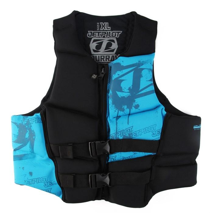 Jetpilot - Murray Neoprene CGA Wakeboard Vest 2013