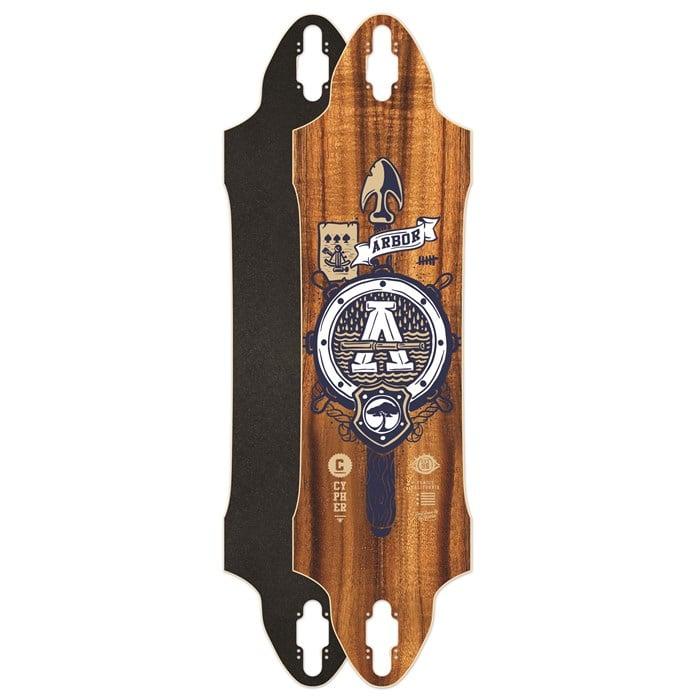 Arbor - Cypher 38 Longboard Deck