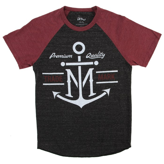 Imperial Motion - Trade Anchors Raglan T-Shirt