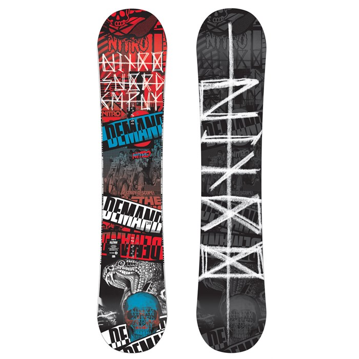 Nitro - Demand Snowboard - Boy's 2013