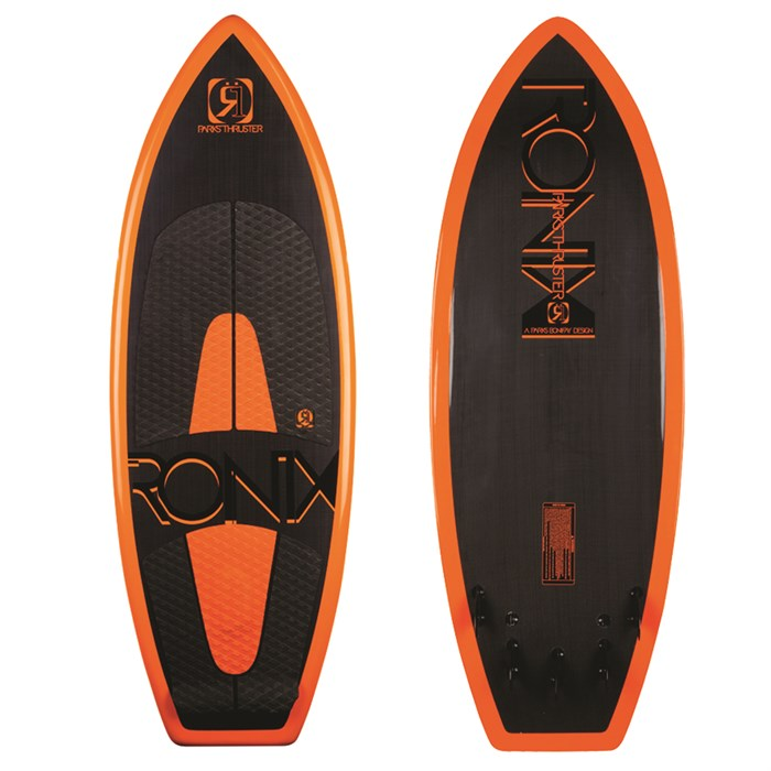 Ronix - Parks Carbon Thruster Wakesurf Board - Blem 2013