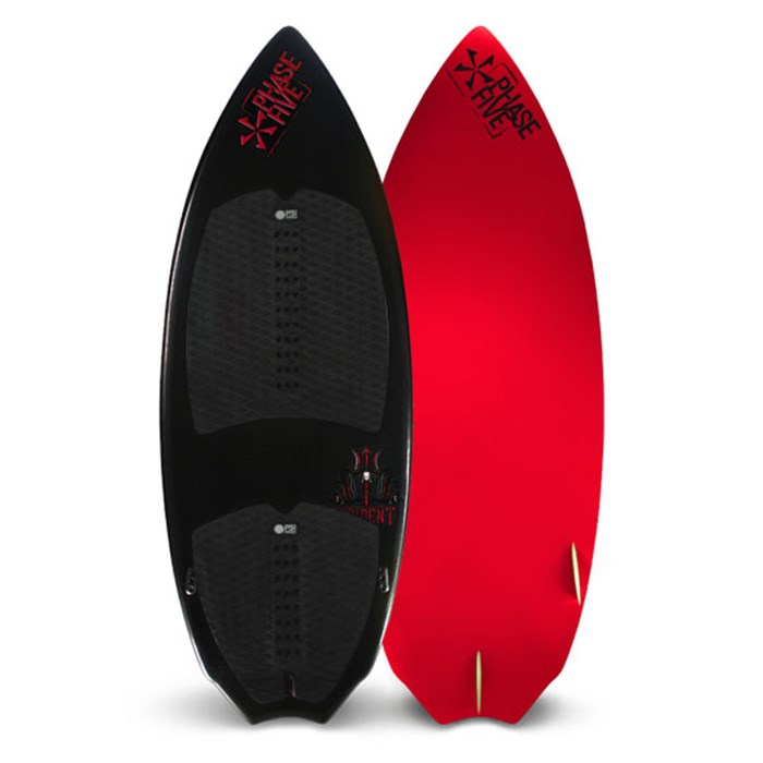 Phase Five - Trident Pro Carbon Wakesurf Board 2013