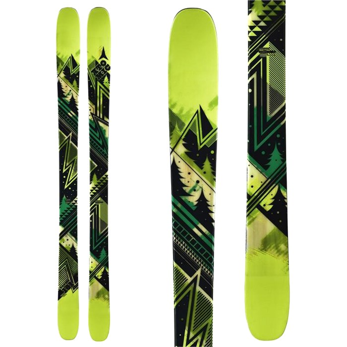 Atomic - Access Skis + Look NX 12 Demo Bindings - Used 2012