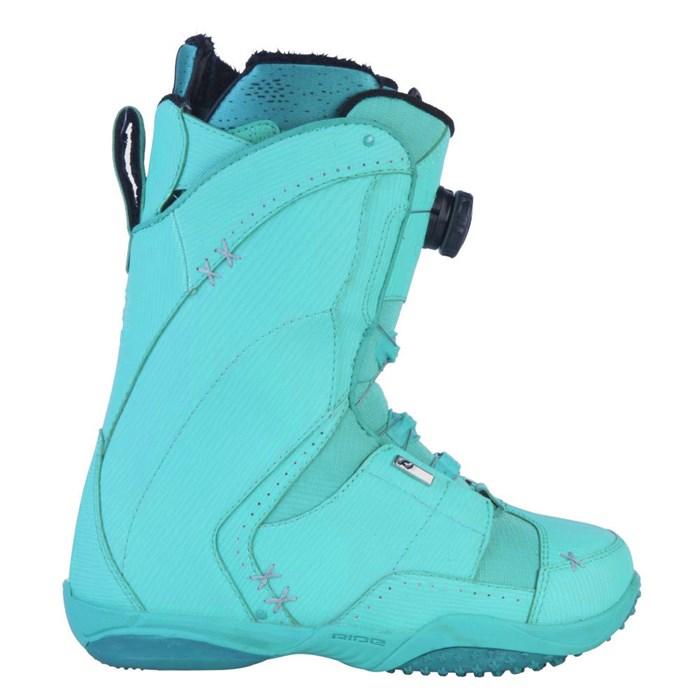 Ride - Sash Boa Coiler Snowboard Boots - Women's 2013