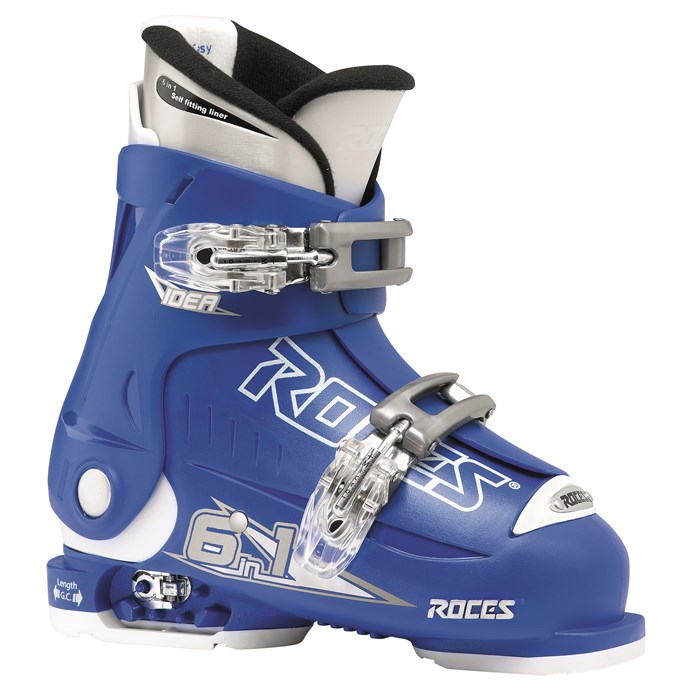 Roces - Idea Adjustable Ski Boots (16-18.5) - Kid's 2015