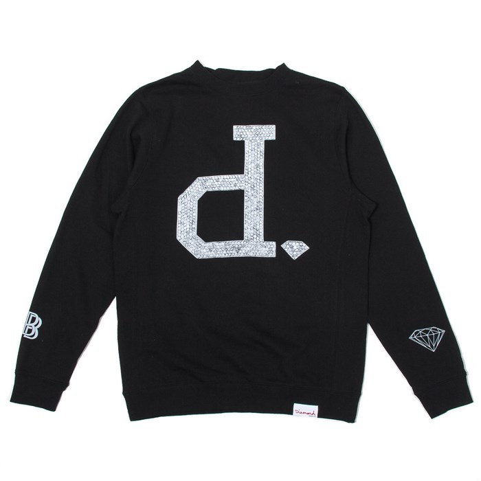 Diamond Supply Co. - Ben Baller Un-Polo Crewneck Sweatshirt
