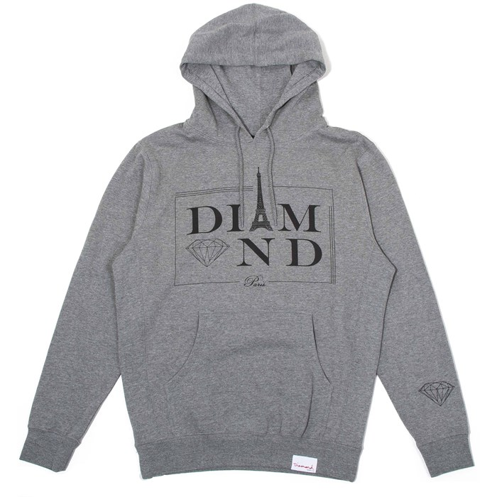 Diamond Supply Co. - Paris Hoodie