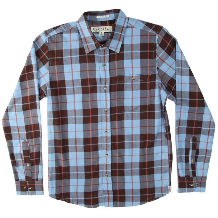 Ezekiel - Ezekiel Raylan Button-Down Shirt