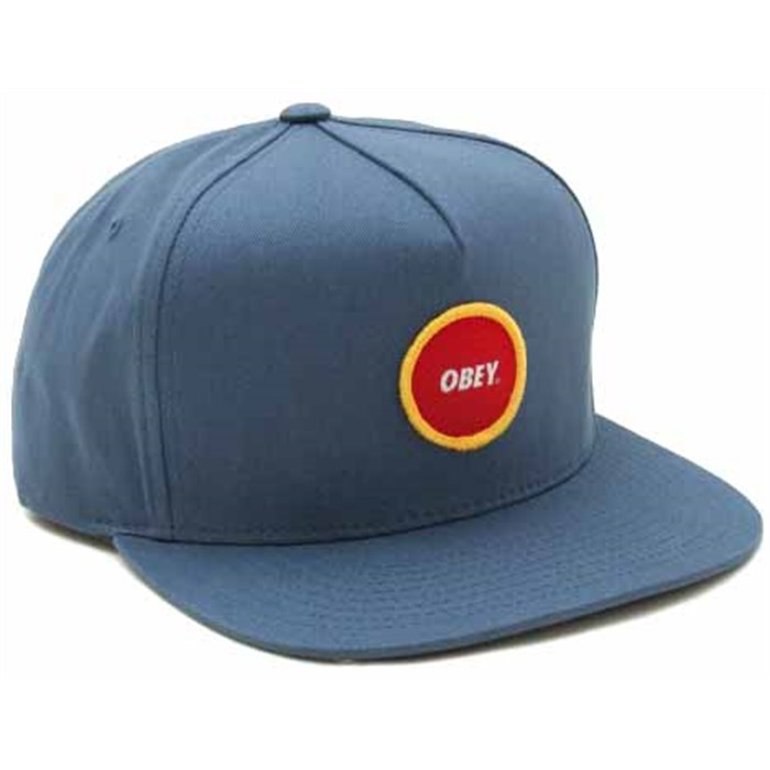 Obey Clothing - Circle Patch Snapback