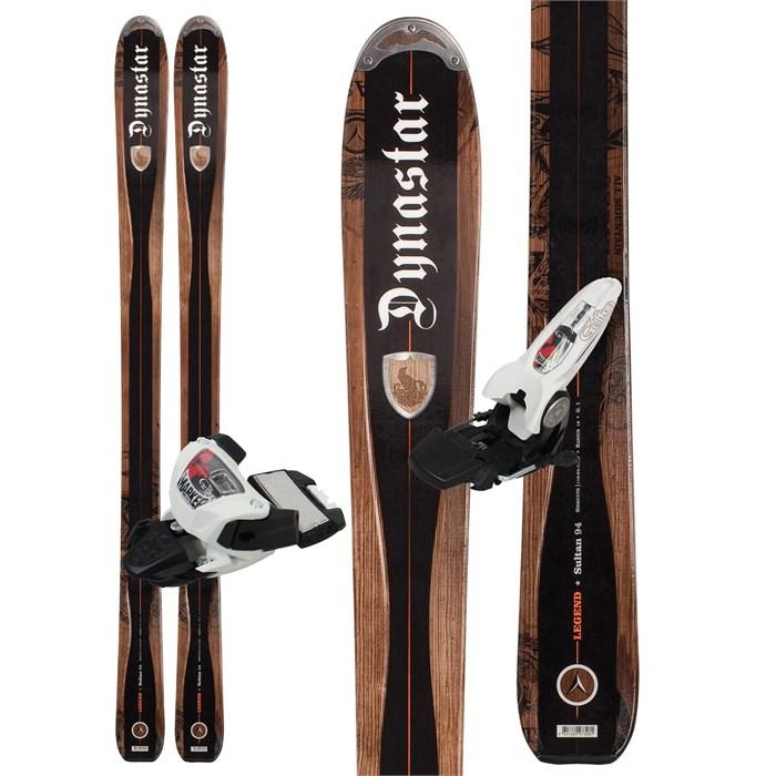 Dynastar Sultan 94 Skis + Marker Griffon Demo Bindings