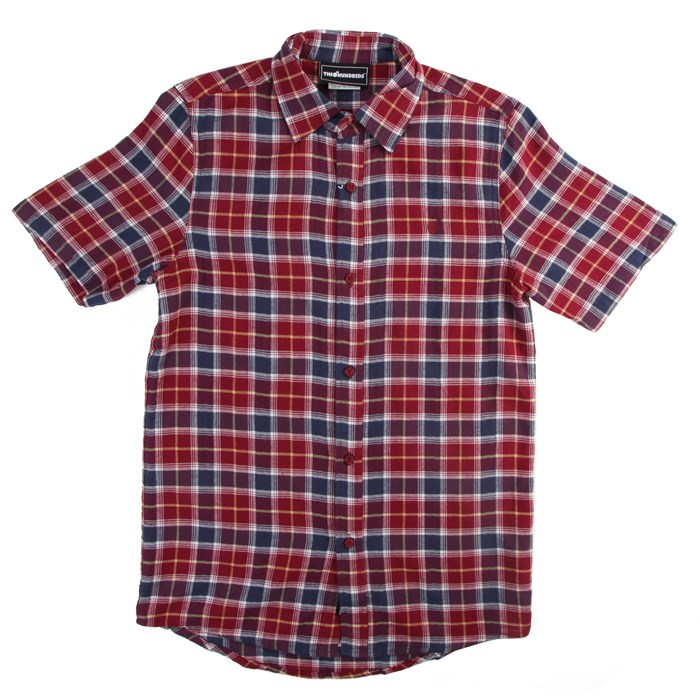 The Hundreds - Privet S/S Woven Button Down