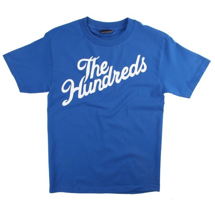 The Hundreds - Forever Stop It Slant T-Shirt
