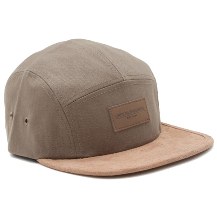 Obey Clothing - Descent 5 Panel Hat