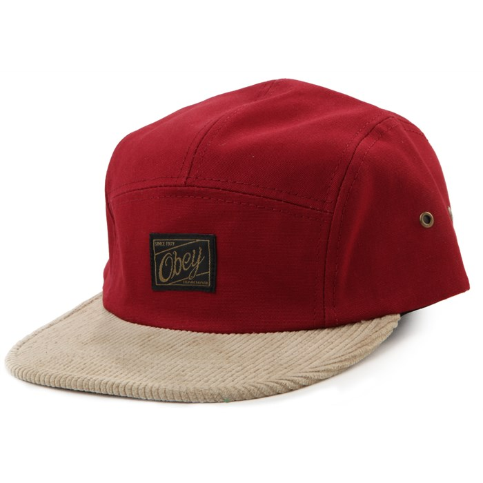 Obey Clothing - Halifax 5 Panel Hat