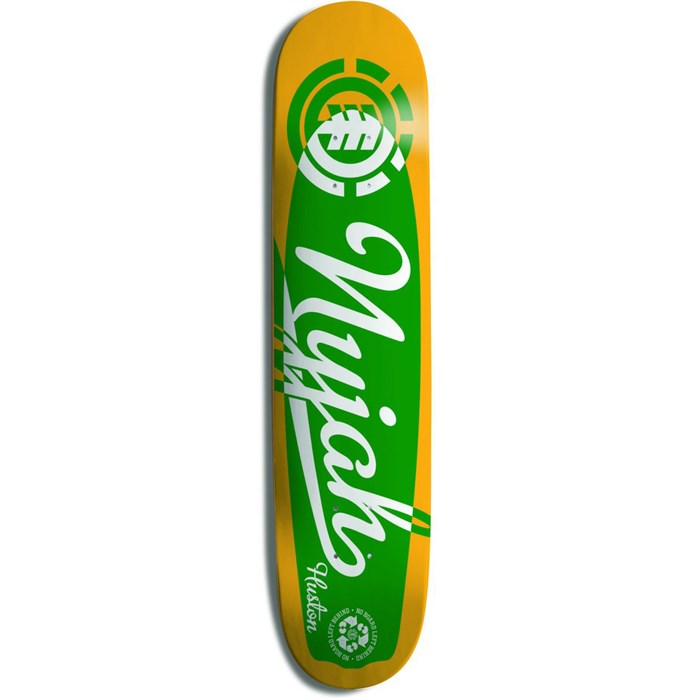 Element - Nyjah NBLB Skateboard Deck