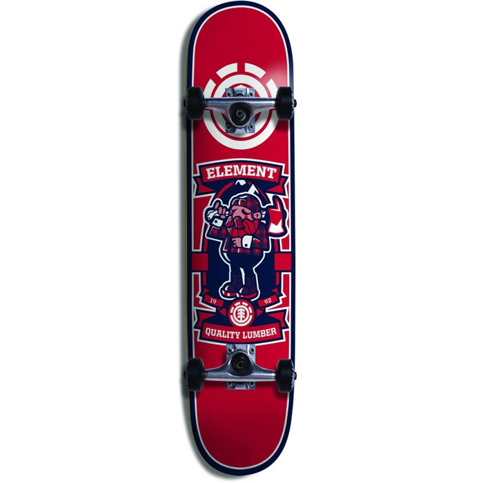 Element - Burley Twig Champ Skateboard Complete