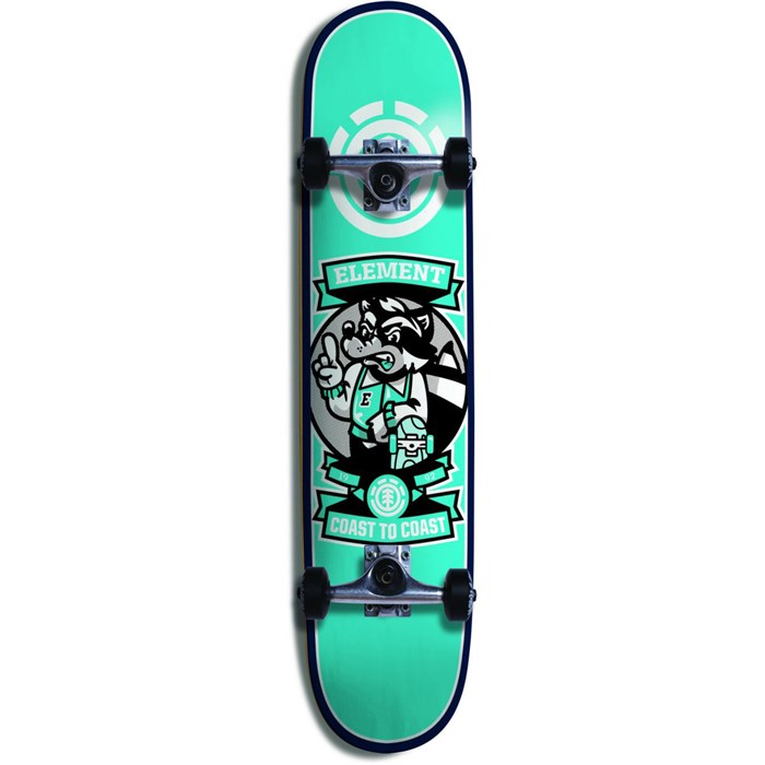 Element - Raccoon Twig Champ Skateboard Complete
