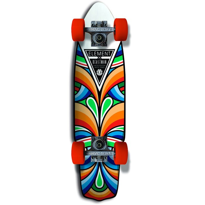 Element - Beastman Swift Longboard Complete
